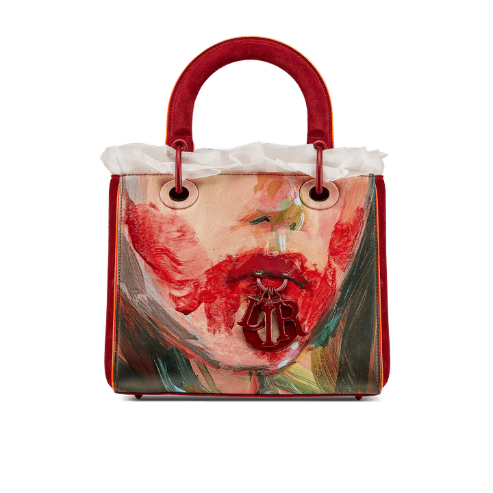 Lady Dior: Η πέμπτη έκδοση της τσάντας-σύμβολο είναι Art