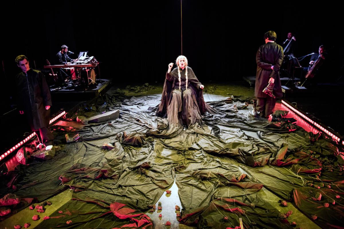 Εθνικό Θέατρο: Η Μήδεια του Ευριπίδη σε live streaming
