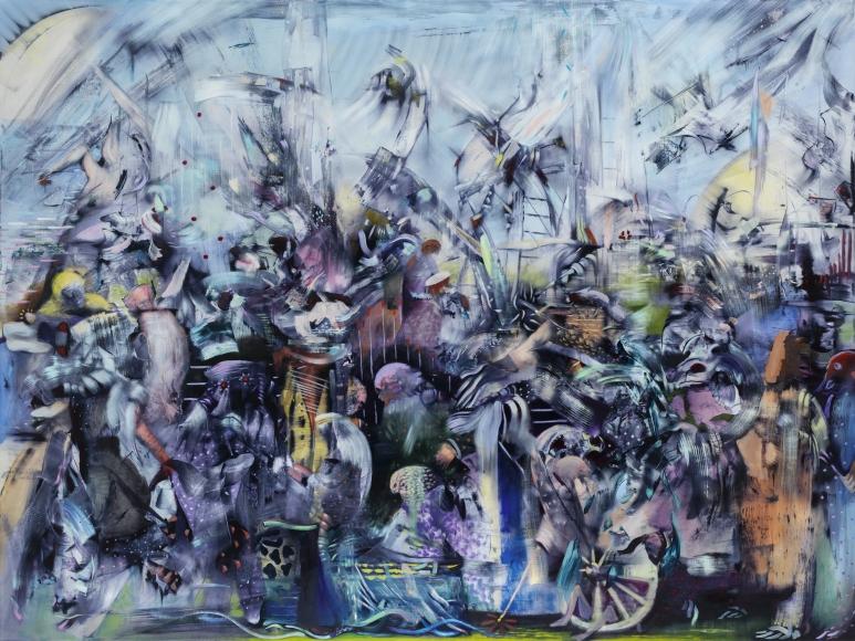 Μουσείο Μπενάκη: Απολάυστε διαδικτυακά την έκθεση του Ιρανού ζωγράφου Ali Banisadr σε διάλογο με σπάνια κινέζικα κεραμικά