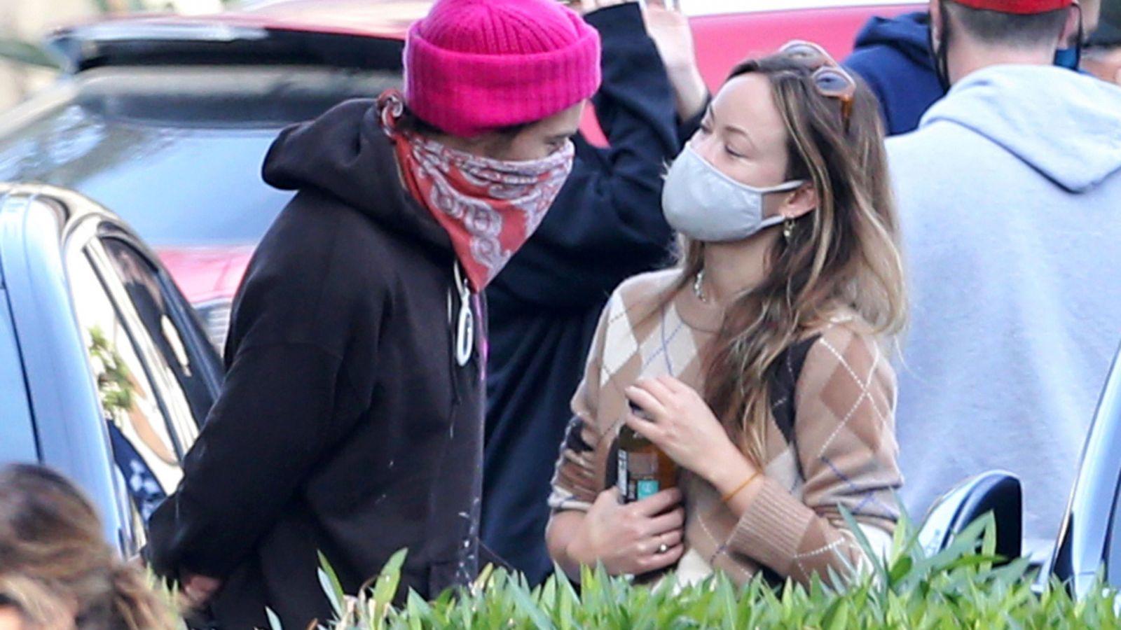Harry Styles: Είναι άραγε με την Olivia Wilde το νέο ζευγάρι της showbiz [pics]