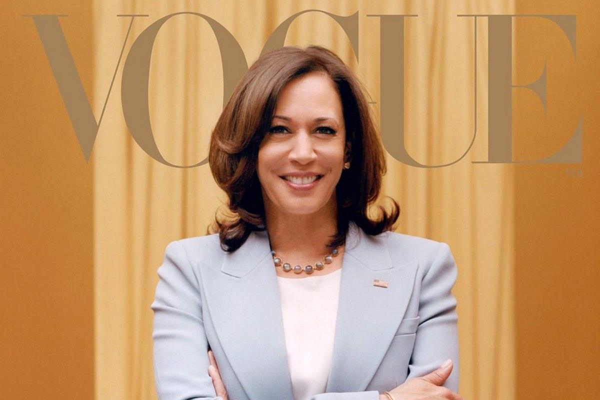 Kamala Harris: Η αντιπρόεδρος των ΗΠΑ είναι το νέο εξώφυλλο της Vogue – Οι αντιδράσεις [pics]