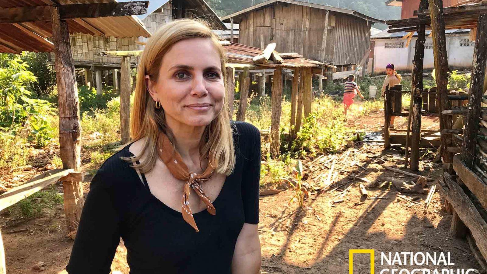 «Διακίνηση»: Η Mariana Van Zeller σε ένα δυνατό ντοκιμαντέρ αποκλειστικά στο National Geographic [vid]
