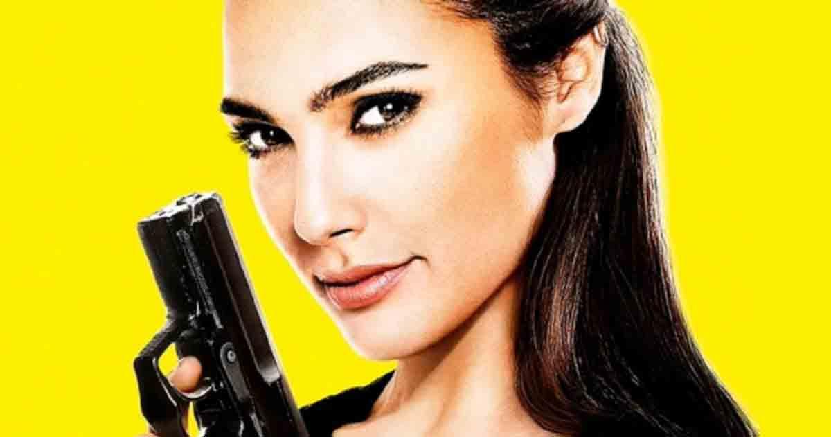 Gal Gadot: Η νέα κατασκοπική ταινία της… πάει Netflix [vid]