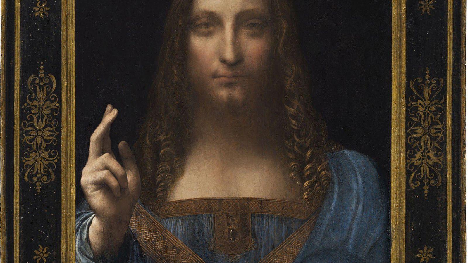 Leonardo Da Vinci: Η περίεργη ιστορία του ακριβότερου έργου τέχνης στον κόσμο