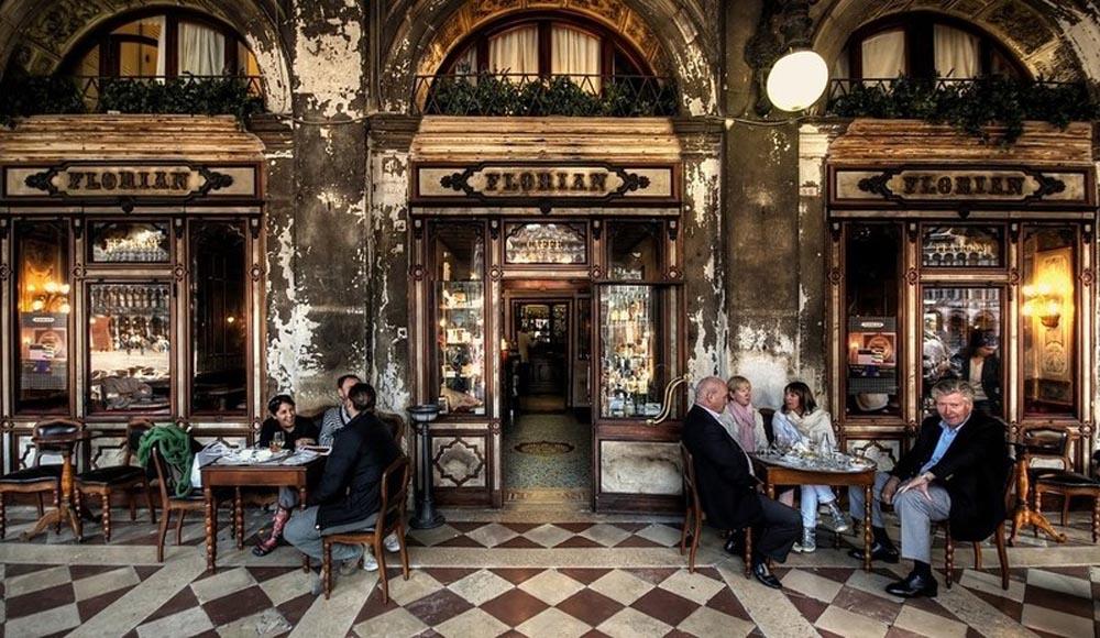 Caffè Florian: Το στέκι του Μονέτ και του Γούρχολ απειλείται με λουκέτο