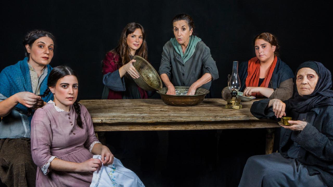 Γυναίκες του Παπαδιαμάντη: Η sold out θεατρική παράσταση σε online προβολή