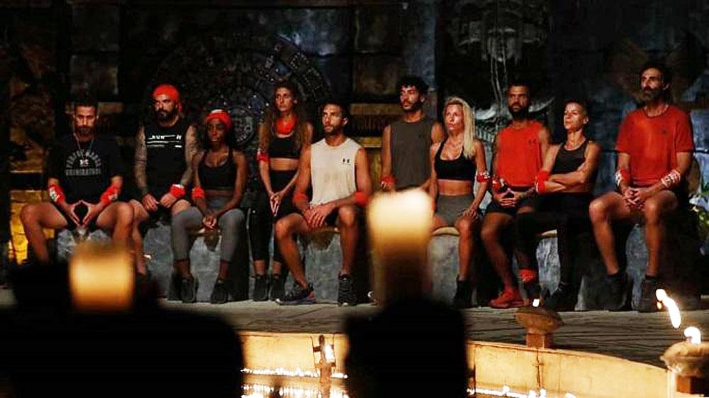Survivor: Ένα δυνατό αγώνισμα που κρίθηκε στον πόντο – Οι τρεις υποψήφιοι προς αποχώρηση [vid]