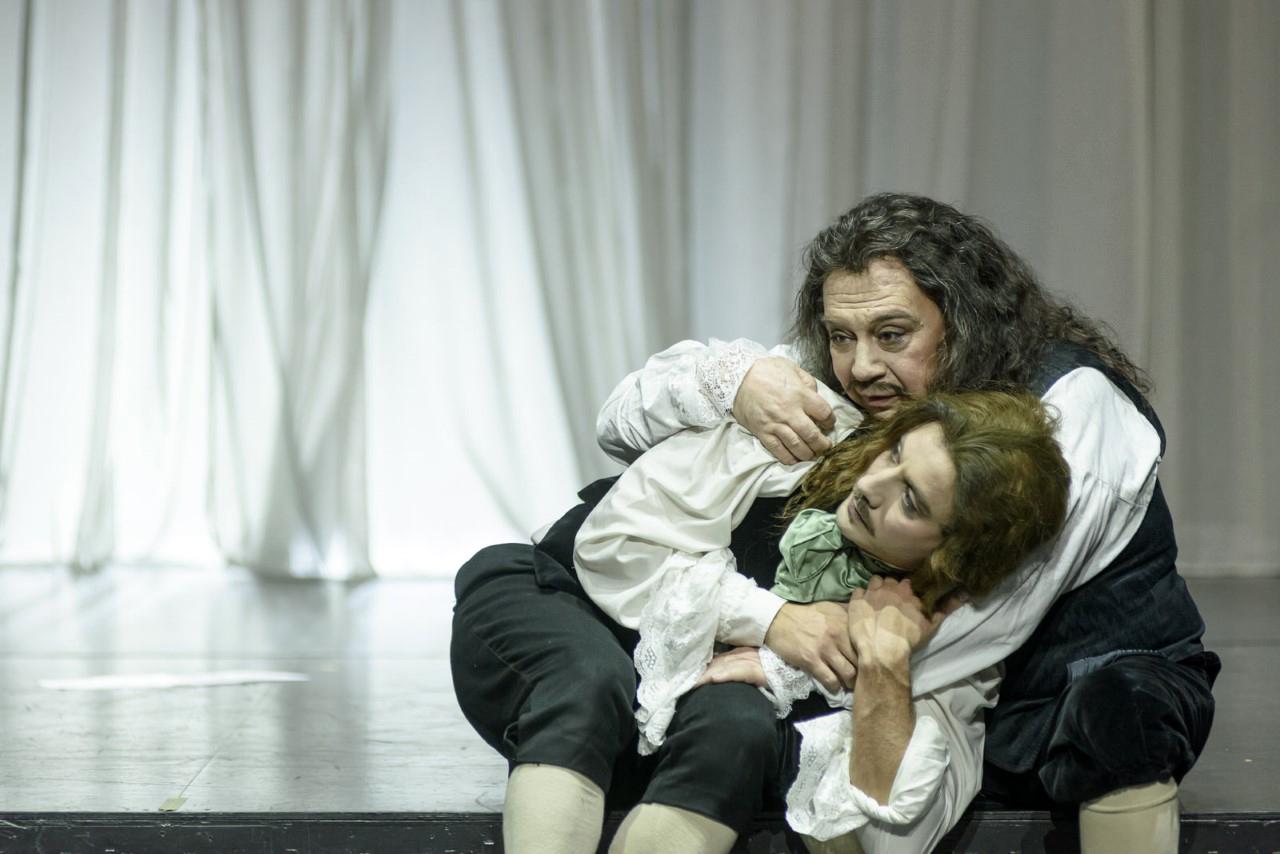 «Μολιέρος»: Πρεμιέρα σε live streaming από το Εθνικό Θέατρο