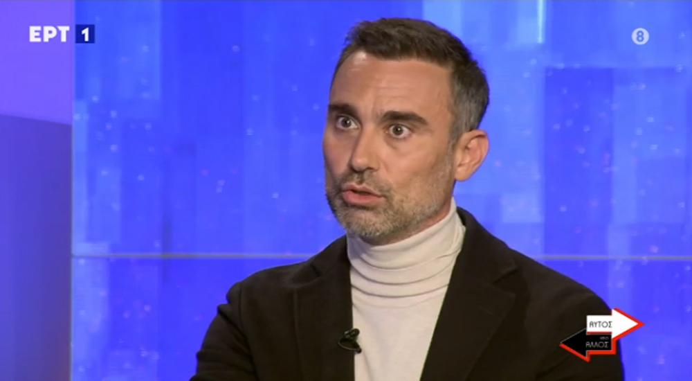 Γιώργος Καπουτζίδης: «Δεν θέλω να είμαι σε ένα κανάλι που δεν θέλουν ένα γκέι» [vids]