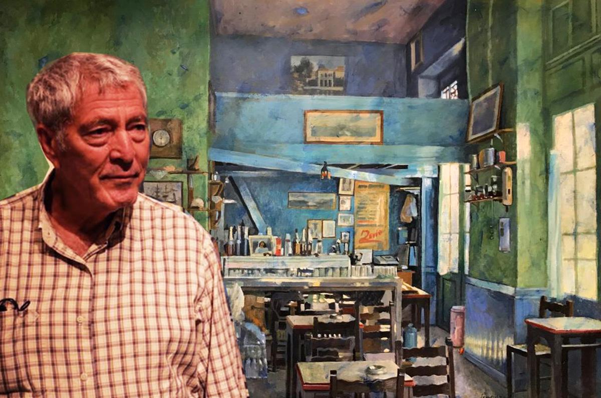 Παύλος Σάμιος: Πέθανε ο σπουδαίος ζωγράφος και καθηγητής της ΑΣΚΤ