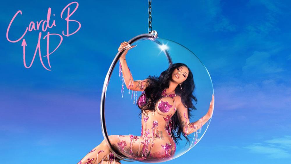 Cardi B: Στο νέο της βίντεο κλιπ «Up» θρηνεί το 2020 [vid]