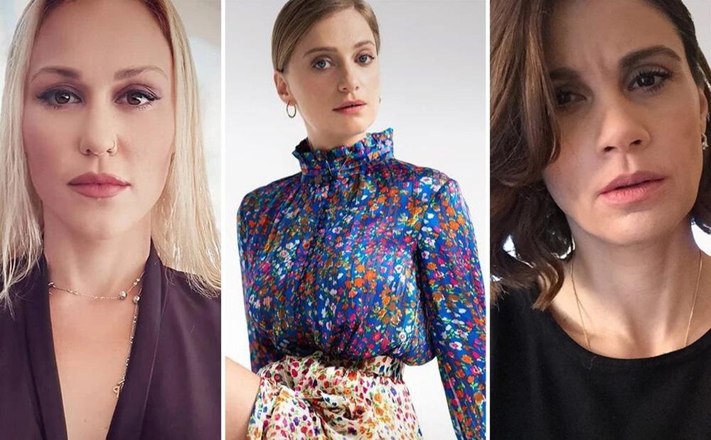 Λένα Δροσάκη: Η συγκλονιστική καταγγελία των τριών ηθοποιών για σεξουαλική παρενόχληση από γνωστό ηθοποιό [vid]