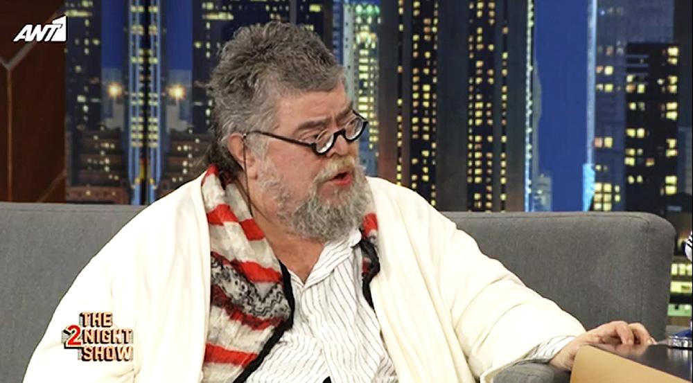 Σταμάτης Κραουνάκης: «Δεν επιτέθηκα ποτέ στην αγαπημένη μου φίλη» λέει για την Πρωτοψάλτη [vid]