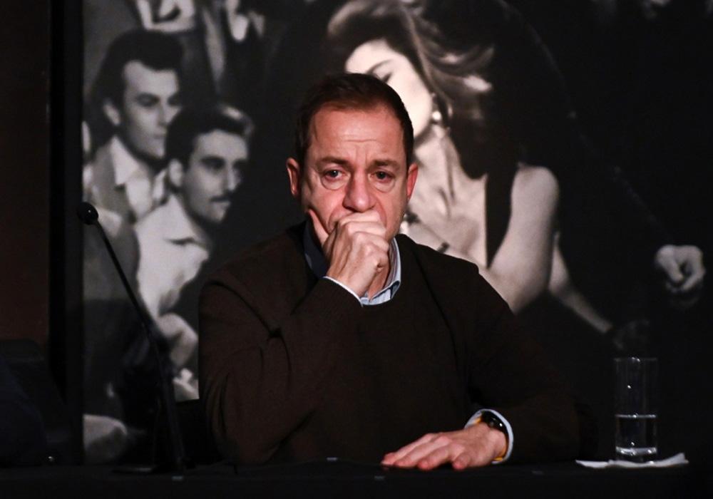 Δημήτρης Λιγνάδης: Παραιτήθηκε από τη θέση του καλλιτεχνικού διευθυντή του Εθνικού Θεάτρου [pic]
