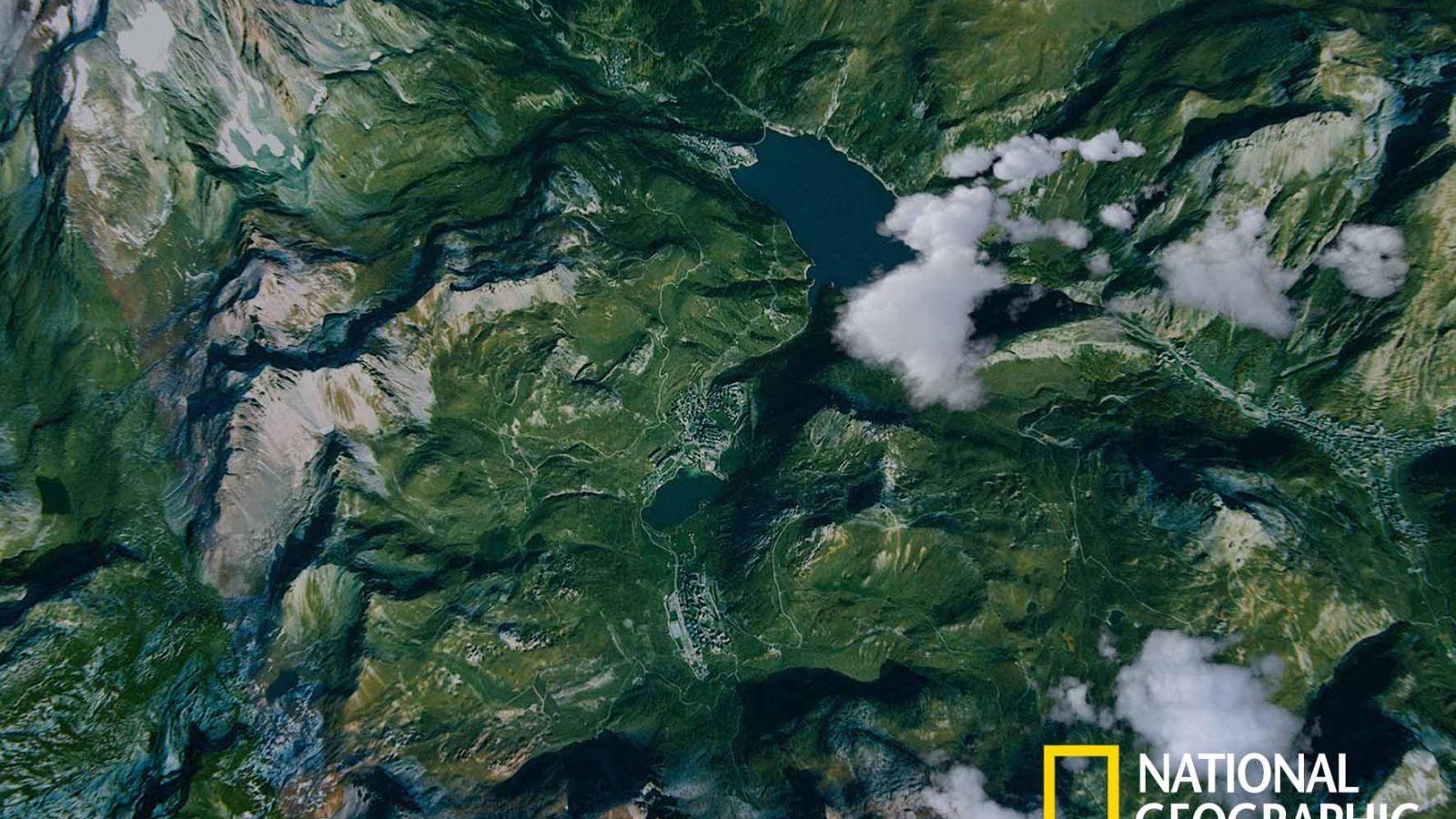 «Η Ευρώπη από ψηλά»: Η φαντασμαγορική σειρά του National Geographic επιστρέφει στους ουρανούς [vid&pics]