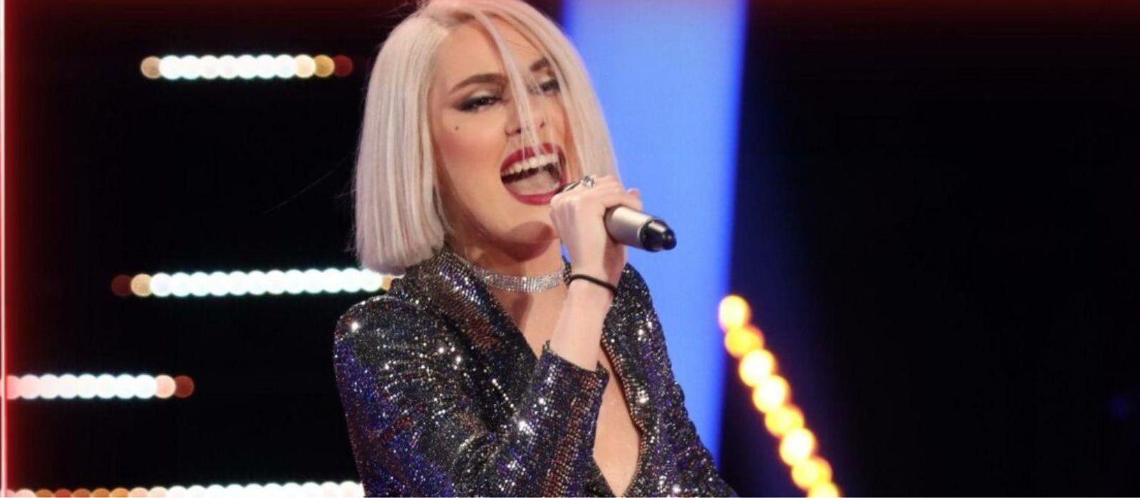 The Voice: Μεγάλη νικήτρια από την ομάδα της Έλενας Παπαρίζου, η Ιωάννα Γεωργακοπούλου [vids]