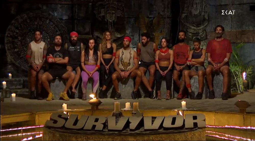 Survivor: H ήττα και οι επόμενοι υποψήφιοι προς αποχώρηση [vids]