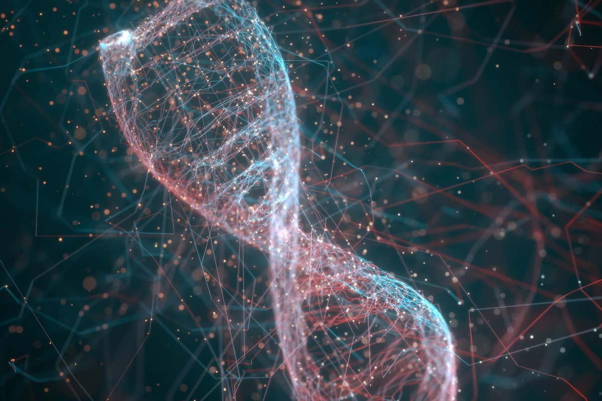 DNA: Η αλυσίδα της ζωής στην καλύτερη εικόνα μέχρι τώρα