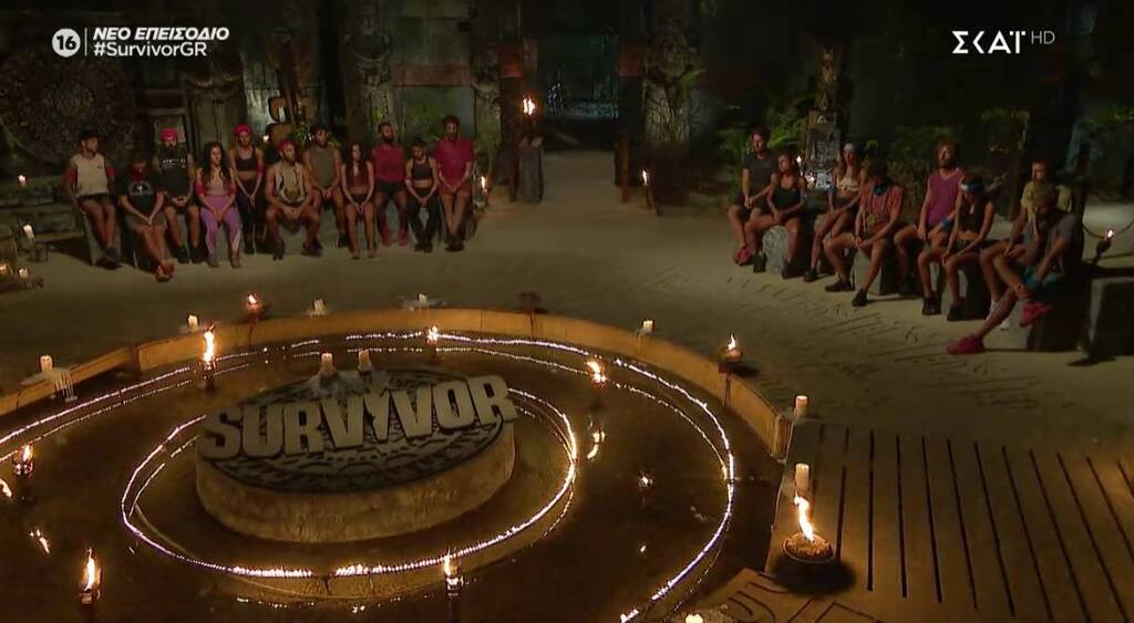 Survivor: Ποιος παίκτης αποχώρησε στο συμβούλιο της Τετάρτης [vid]