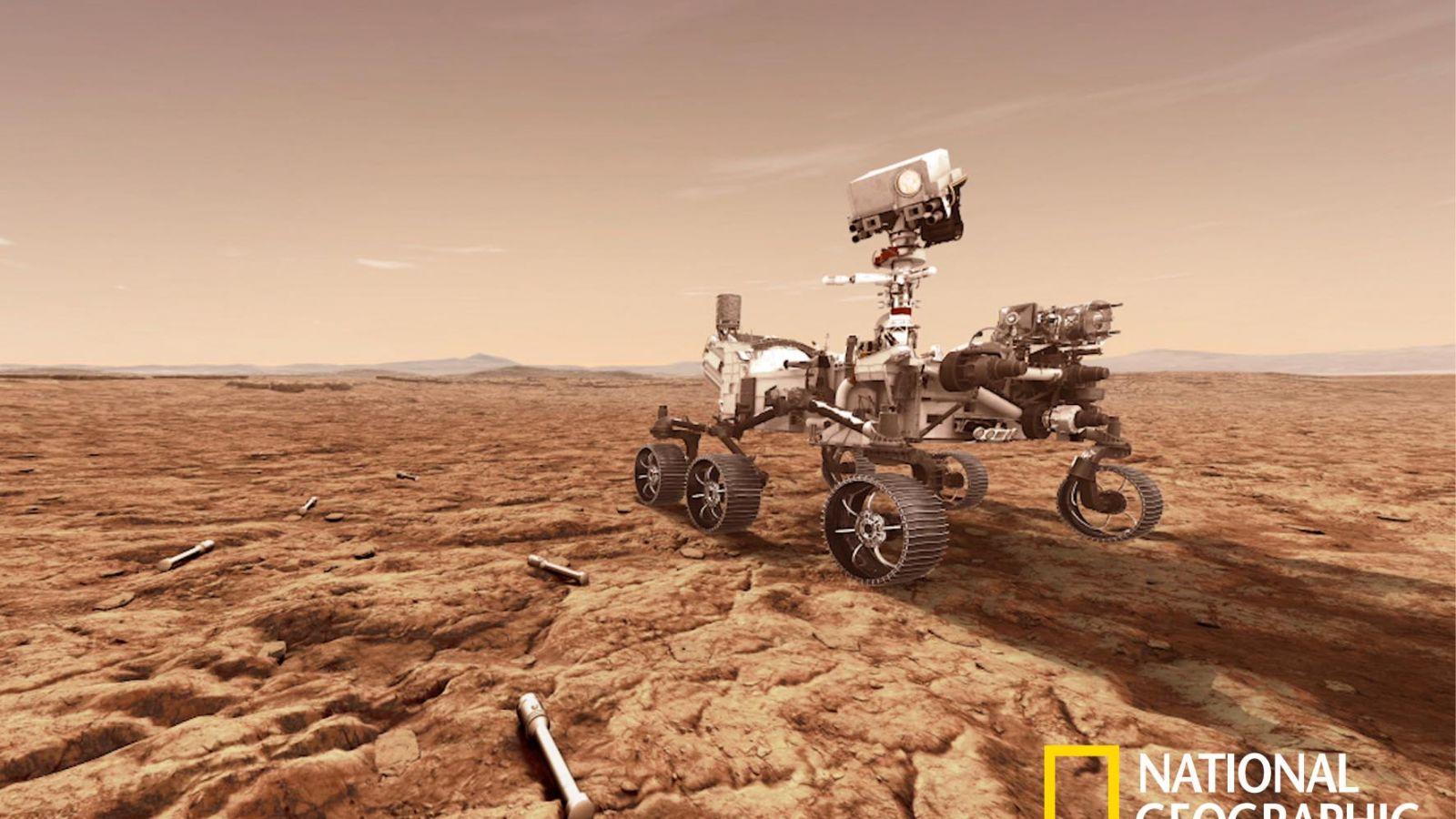 «Perseverance Ρόβερ»: Φτιαγμένο για τον Άρη – Το ντοκιμαντέρ του National Geographic