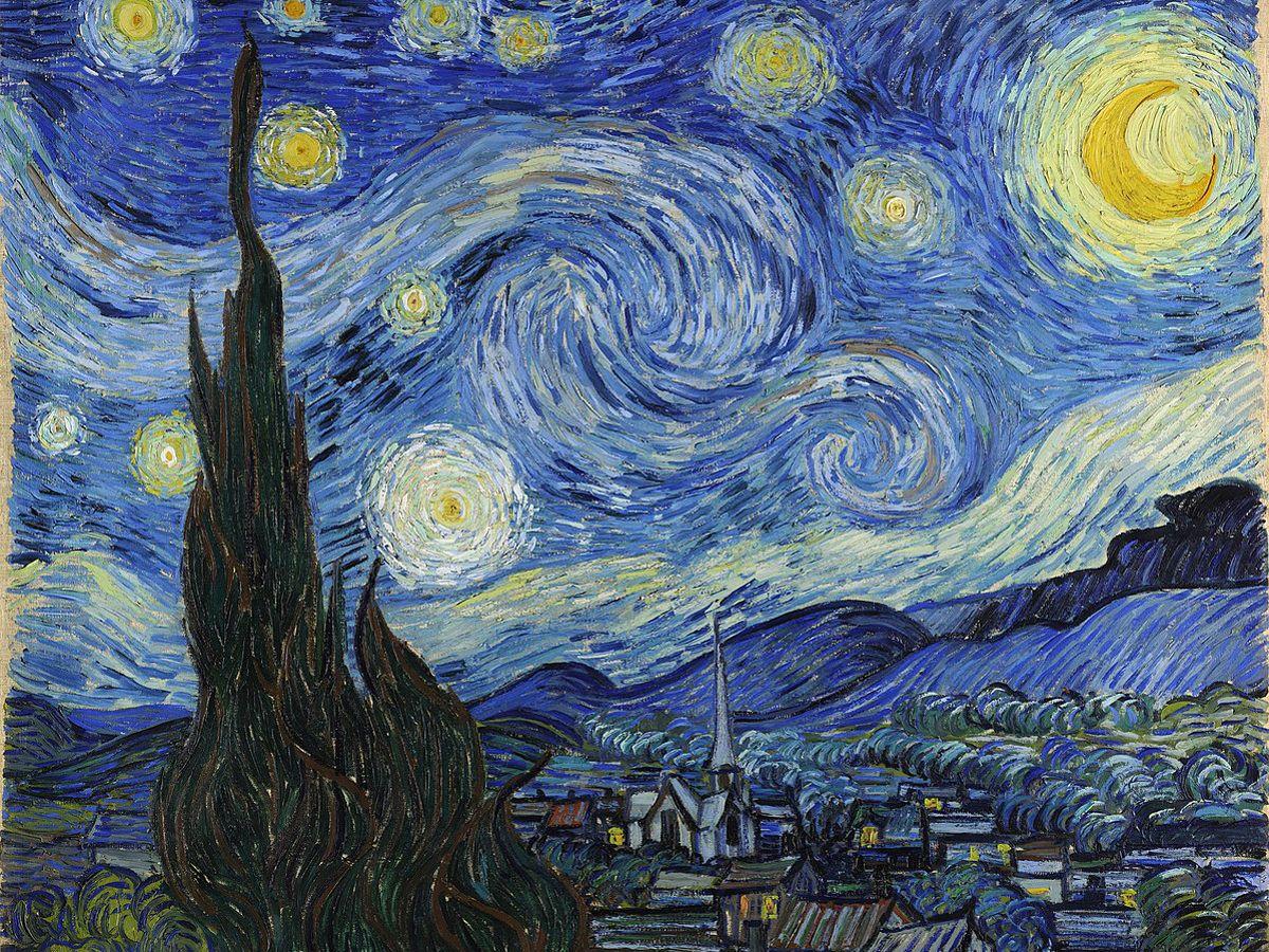 «Έναστρη Νύχτα»: Το διάσημο έργο του Βαν Γκογκ σε μια διαφορετική απόδοση