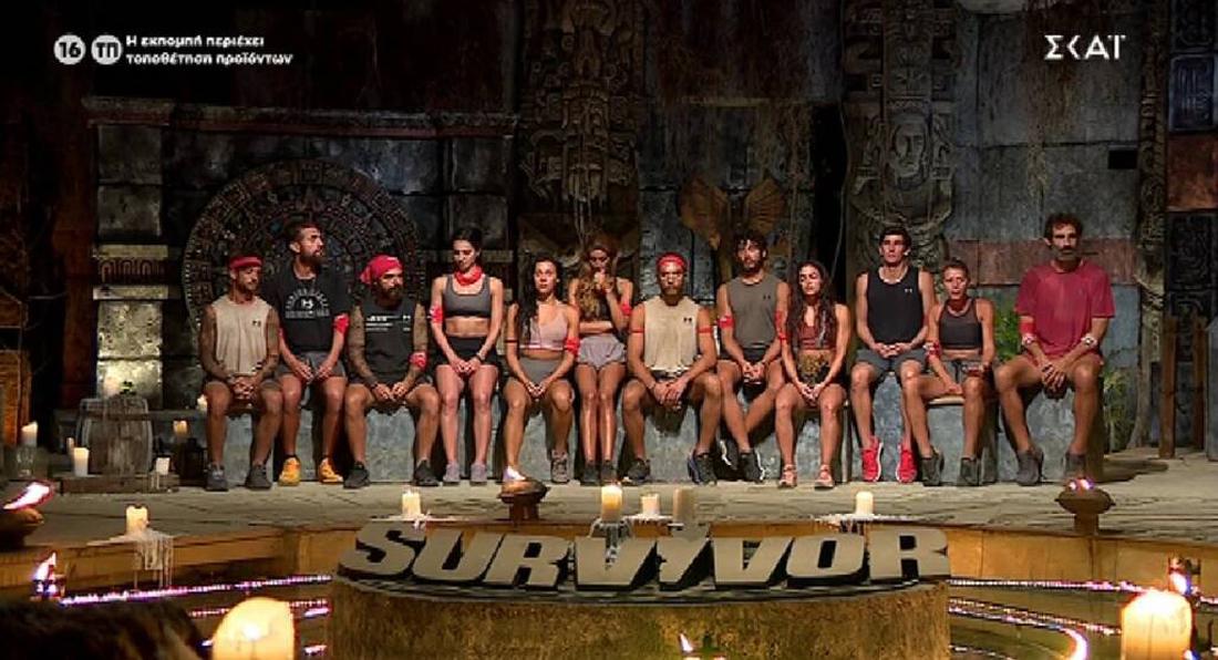 Survivor: Ποιον παίκτη ανέδειξε η ψηφοφορία προς αποχώρηση [vid]